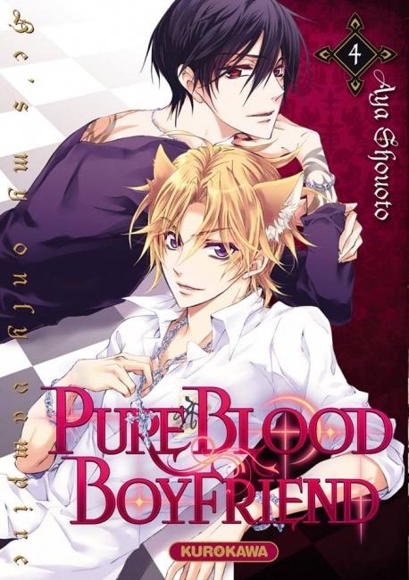 Couverture Pure blood boyfriend, tome 04