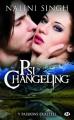 Couverture Psi-changeling, tome 09 : Passions exaltées Editions Milady (Bit-lit) 2014