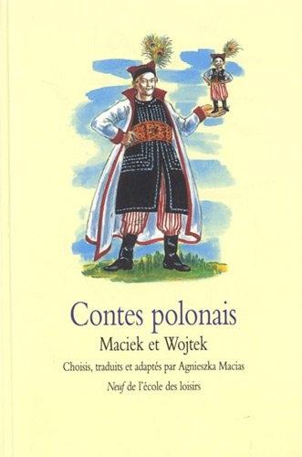 Couverture Contes polonais : Maciek et Wojtek