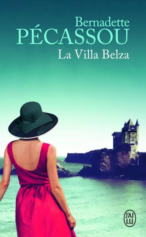 Couverture La villa Belza