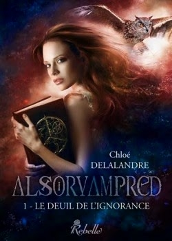 Couverture Alsorvampred, tome 1 : Le deuil de l'ignorance