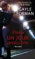 Couverture Pour un jour avec toi Editions Pocket 2014
