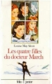 Couverture Les Quatre Filles du docteur March Editions Folio  (Junior) 1988