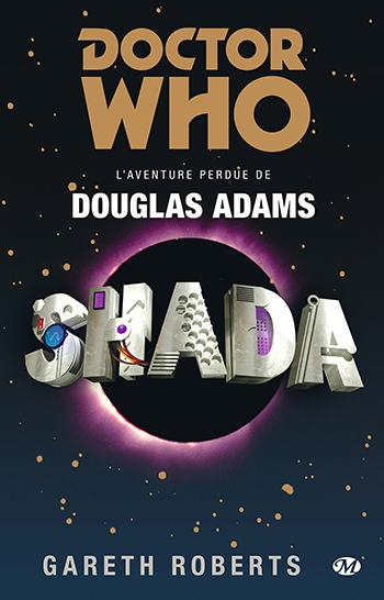 Couverture Doctor Who : Shada