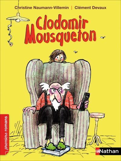 Couverture Clodomir Mousqueton
