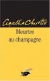 Couverture Meurtre au champagne Editions du Masque (Le masque) 2007