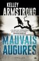 Couverture Cainsville, tome 1 : Mauvais Augures Editions Bragelonne 2014