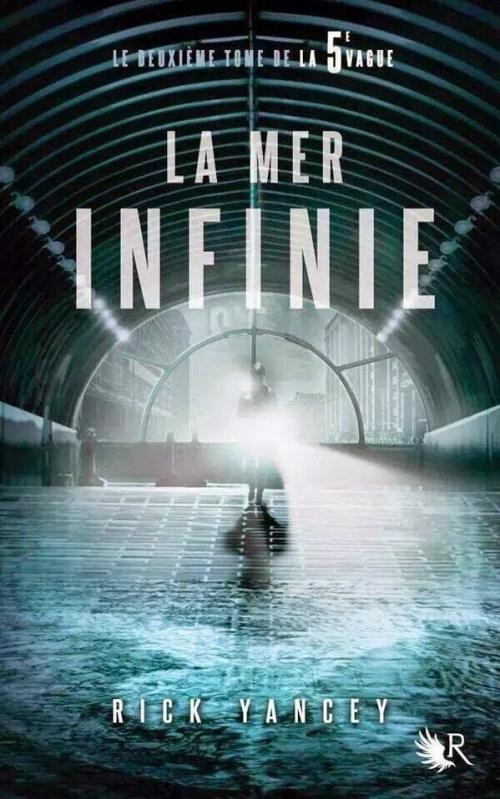 Couverture La 5e vague, tome 2 : La Mer Infinie