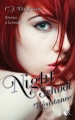 Couverture Night school, tome 4 : Résistance Editions Robert Laffont (R) 2014