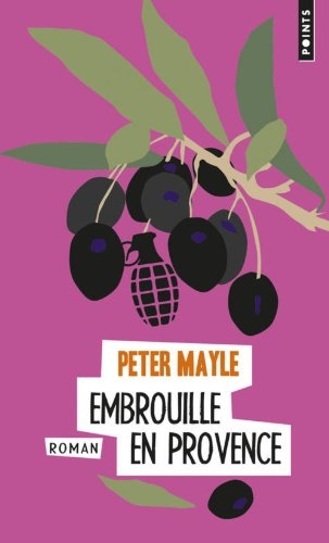 Couverture Embrouille en Provence