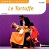 Couverture Le Tartuffe Editions Nathan (Carrés classiques) 2012