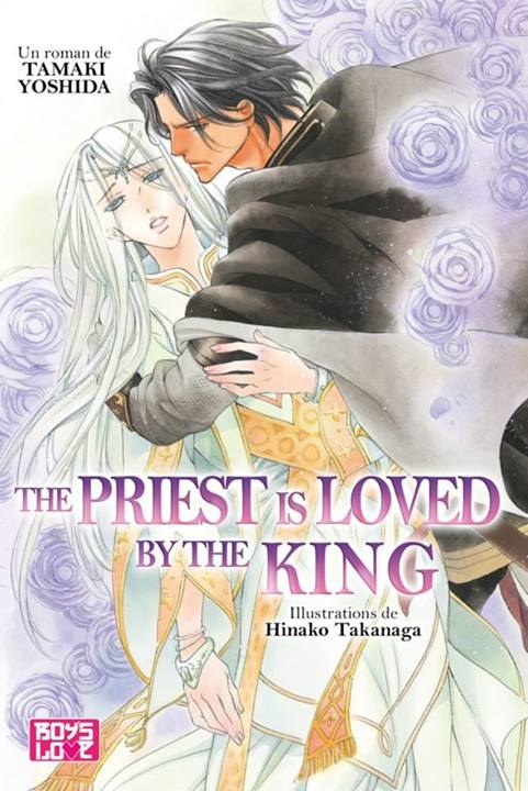 Couverture The Priest is loved by the King, tome 1
