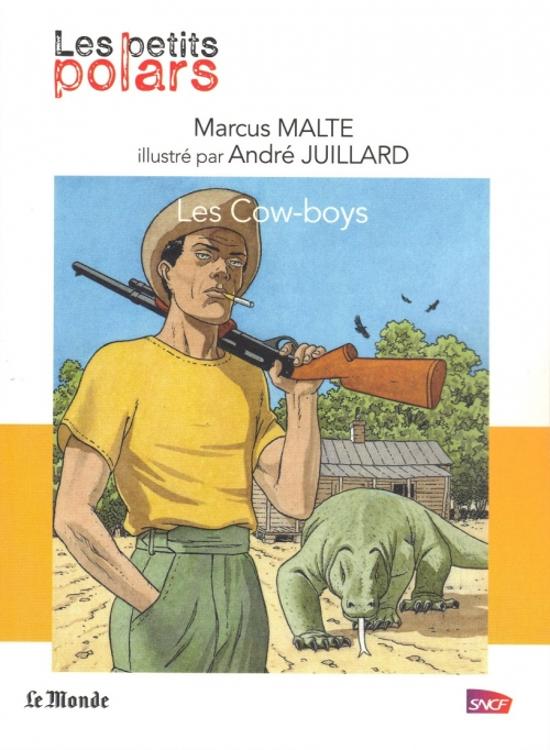 Couverture Les cow-boys
