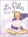 Couverture Les filles, tome 1 : Pyjama party Editions Kennes 2014