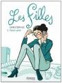 Couverture Les filles, tome 2 : Papier peint Editions Kennes 2014