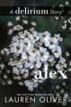 Couverture Delirium, tome 3.5 : Alex Editions HarperCollins 2013
