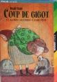 Couverture Coup de gigot et autres histoires à faire peur Editions Folio  (Junior) 2002