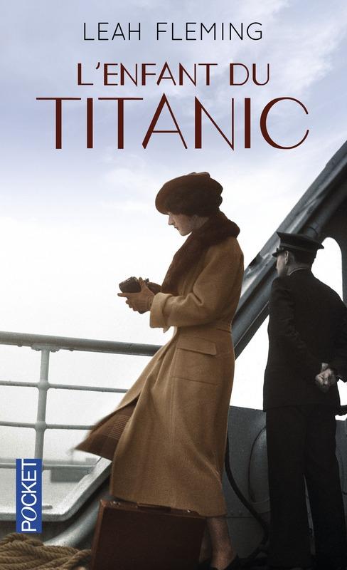 Couverture L'enfant du Titanic