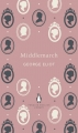 Couverture Middlemarch Editions Penguin books (English library) 2012