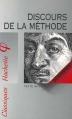 Couverture Discours de la méthode / Le discours de la méthode Editions Hachette (Classiques) 1997