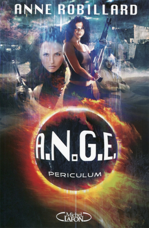 Couverture A.N.G.E., tome 08 : Periculum