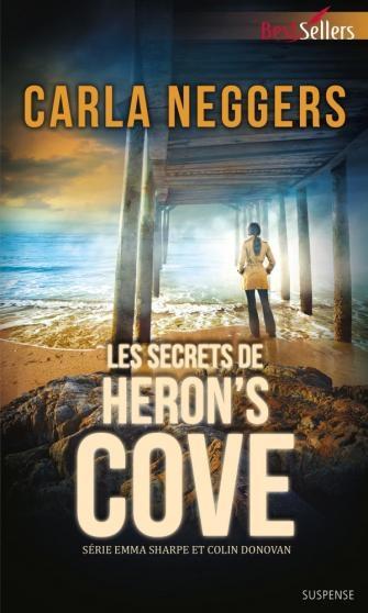 Couverture Les secrets de Heron's Cove
