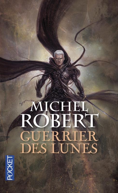 Couverture L'agent des Ombres, tome 6 : Guerrier des lunes