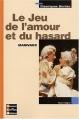 Couverture Le jeu de l'amour et du hasard Editions Bordas (Classiques) 2003