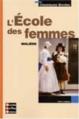 Couverture L'Ecole des femmes Editions Bordas (Classiques) 2003
