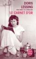 Couverture Le Carnet d'or Editions Le Livre de Poche 2014