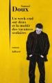 Couverture Un weekend sur deux et la moitié des vacances scolaires Editions Julliard 2014
