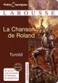 Couverture La chanson de Roland Editions Larousse (Petits classiques) 2010