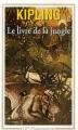 Couverture Le livre de la jungle Editions Flammarion (GF) 1993