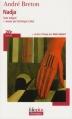 Couverture Nadja Editions Folio  (Plus classiques) 2007