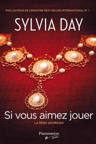 Série Georgian - Sylvia Day (3 Tomes) Couv45127411