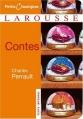 Couverture Contes Editions Larousse (Petits classiques) 2009