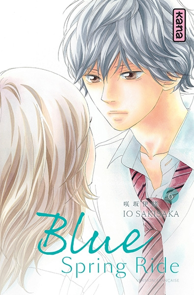 Couverture Blue Spring Ride, tome 06