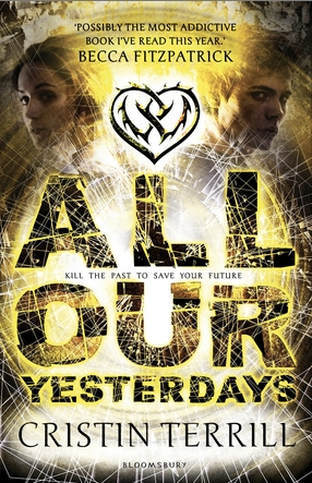 Couverture All Our Yesterdays