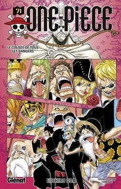 Couverture One Piece, tome 71 : Le Colisée de tous les dangers