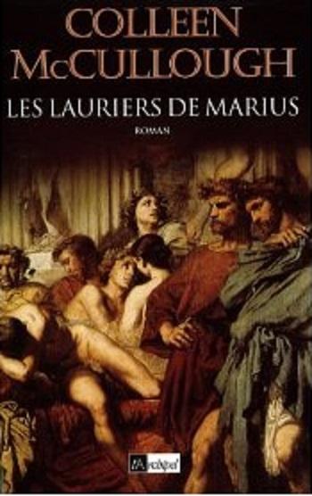Couverture Les lauriers de Marius