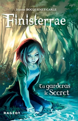 Couverture Finisterrae, tome 1 : Tu garderas le secret