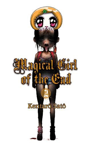 Couverture Magical girl of the end, tome 02