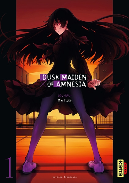 Couverture Dusk maiden of amnesia, tome 01