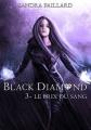 Couverture Black Diamond, tome 3 : Le Prix du Sang Editions Sharon Kena (Bit-lit) 2014