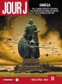 Couverture Jour J, tome 14 : Oméga Editions Delcourt (Néopolis) 2013