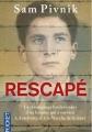 Couverture Rescapé Editions Pocket 2014
