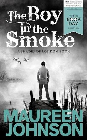 Couverture The Boy In The Smoke