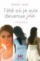 Couverture L'été où je suis devenue jolie, intégrale Editions Albin Michel (Jeunesse - Wiz) 2014