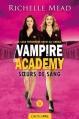 Couverture Vampire Academy, tome 1 : Soeurs de Sang Editions Castelmore 2014