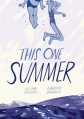 Couverture Cet été-là Editions First Second 2014